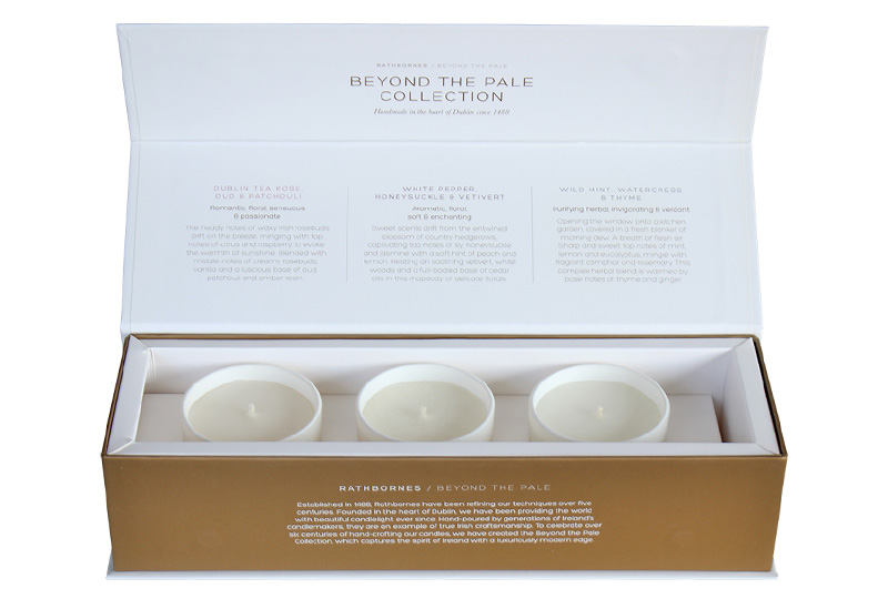 LUXURY TRAVEL CANDLE GIFTSET